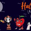 Kiwito, Galita e le storie di paura per Halloween :)