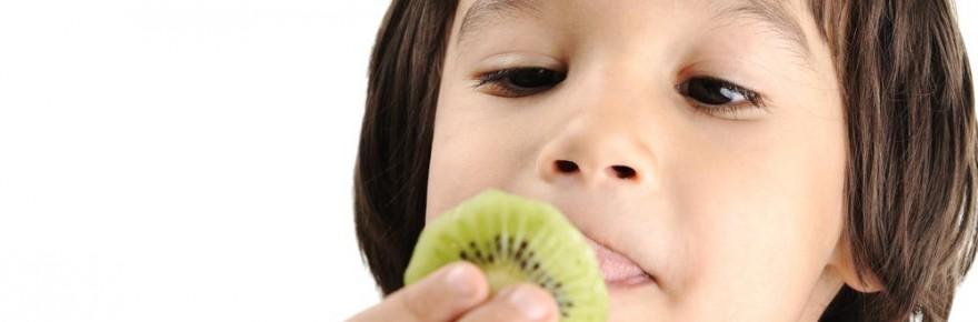 kiwi bocca parodontosi