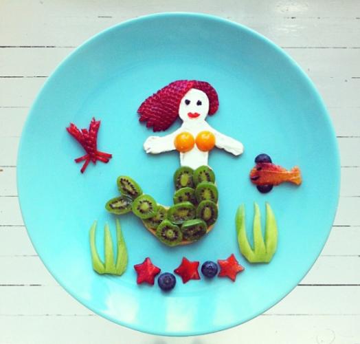 foodart-bambini