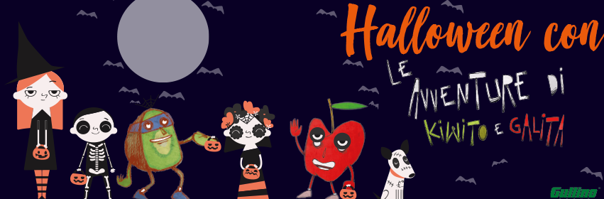 copertina halloween